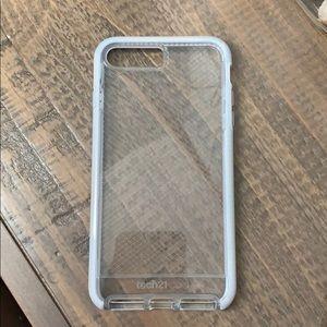 Like New iPhone 7/8 Plus Tech21 Case